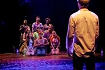 Theatre Geek / by Rachel Rock