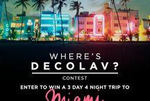 2016 Where's DECOLAV Contest
