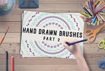 Creative Market Products / Board with the most amazing Creative Market products. Here you'll find tons of tools that will help you designs to make them beautiful! Take a look.