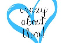 Crazy about THM!