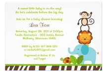 Jazzy Jungle Baby Shower