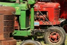 Antique Tractors