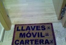 Felpudos originales / Felpudos originales www.mifelpudo.es / by Regalos Originales Regaletes