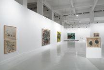 Miquel Barceló / Muchas de las 82 obras que componen la exposición Obra africana (trabajos en papel, pinturas de pequeño y gran formato, esculturas, cerámicas y libros de bocetos) se muestran por primera vez.
