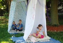 forts and tents