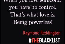 blacklist quotes