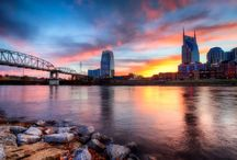 All Things Nashville... / A guide to the city of Nashville...