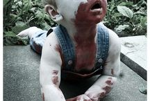 H•A•L•L•O•W•E•E•N child costumes / Scary or cute children's costume ideas
