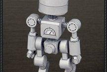 Kunst Robots