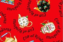 Mary Engelbreit Fabric / Who doesn't Love Mary Engelbreit!