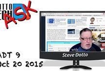 ASk Dotto Tech Q&A