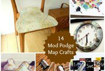 Modge Podge / by Julie V