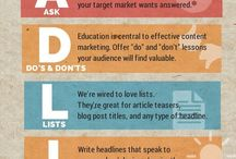 Content Marketing Tips / Tips to grow your content marketing plan.