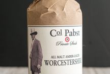 Colonel Pabst's Worcestershire Recipes / Delicious recipes made with the finest worchestershire sauce ever invented.