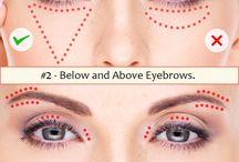 Makeup  og tips