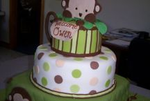 decorative cakes / by Mary Whitaker