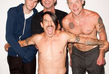 Red hot chili peppers / Anthony Kiedis Michael Balzary Josh Klinghoffer Chadwick Smith