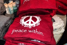 peacewithin clothing / It's about finding your authentic self without the fear attached !! Peace within !!