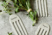 Cutlery Commissions / Previous cutlery commissions- designed by our customers and made by us!