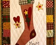 DIY-Quilts(Christmas & Winter) / by MaryBeth Carpenter