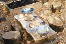 Outdoor ideas for preschool