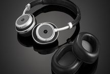 2-in-1 MW50+ Wireless Headphones / Introducing our new 2-in-1 MW50+ Wireless Headphones featuring interchangeable ear pads for on-ear or over-ear listening.