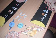 solar systems / by Beth Shipley
