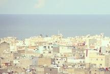 Casablanca, Morocco / Casablanca (the white city) is indisputably the largest city in Maghreb. Casablanca is not only the business hub of Morocco, but also the financial and economic center. With a population of more than 4 000 000, it also hosts the largest port in the country // Casablanca (la ville blanche) est incontestablement la plus grande ville du Maghreb et la capitale économique et financière du pays. Avec plus de 4 000 000 d'habitants, la ville est le premier centre d'affaire et le premier port du pays.
