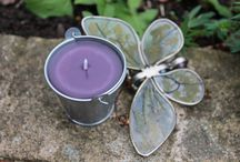 Wedding Candles / Soy candles, you can choose any candles and any scents you would like to be made for your wedding.