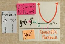 Quadratics + functions