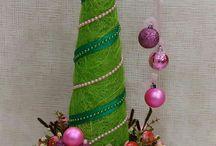 рождественкий  декор