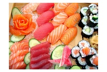 sushi lover..