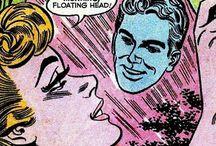 Comic panels / Fragments from comics.