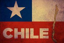 banderas de Chile
