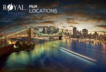 Film Destinations / Film Destinations from #royalholiday