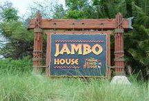 Disney's Animal Kingdom Lodge Resort / Photos and information about Disney's Animal Kingdom Lodge resort - both Jambo House and Kidani village - at the Walt Disney World Resort in Florida.  One of my favorite Disney World hotels!