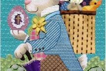 Needlepoint craft