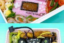 Videogame Food