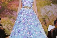 """#Couture / """"All those pretty things, God bless the pretty things..."""