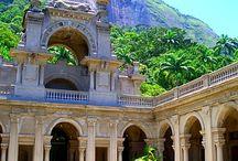 Lugares no Rio de Janeiro