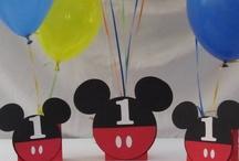 idee festa tema topolino
