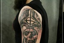 Linn Theres  - Mythos Tattoo