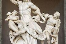 Grieken, Beeldhouwkunst, Hellenistisch