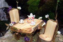 Fairy gardens / by Cindy Ortiz-Malcolm