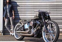 Harleysite #Repost @libya.gminam #Harley #Chopper #harleydavidson