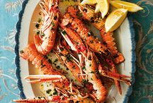 Langoustines / Norway lobster, scampi, or Dublin Bay prawn