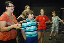 IWU Theatre Camp