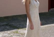 Kjole. Dress