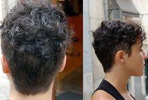 Frisuren für locken