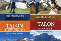 Talon books new / New Talon books with new covers / by Gisela Sedlmayer